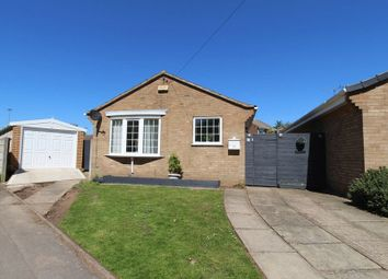 Thumbnail 2 bed detached bungalow for sale in Blenheim Close, Forest Town, Mansfield