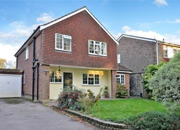 Thumbnail 4 bed detached house for sale in Carshalton Road, Banstead, Surrey