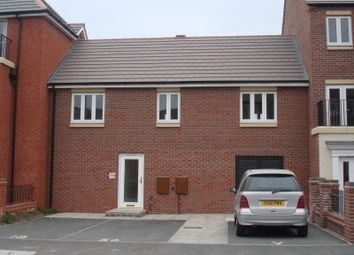 Thumbnail 2 bed flat to rent in Dunoon Drive, Lanesfield, Wolverhampton