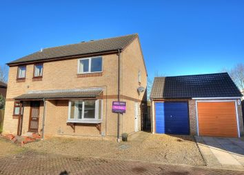 Thumbnail 2 bedroom semi-detached house for sale in Wenman Court, Norwich