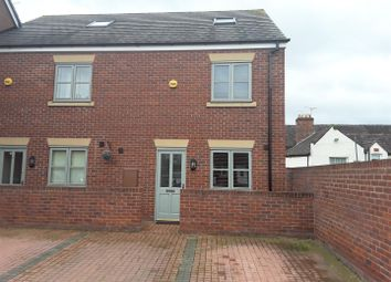 Thumbnail 3 bedroom terraced house for sale in The Lawns, Wellington, Telford