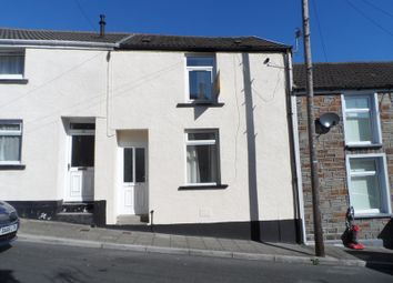Thumbnail 2 bedroom terraced house for sale in Ynysllwyd Street, Aberdare