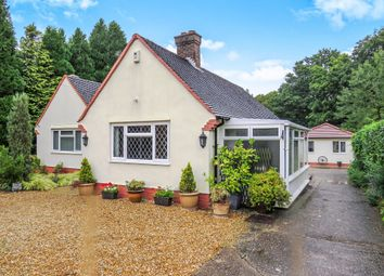 Thumbnail 4 bed detached bungalow for sale in Crawley Down Road, Felbridge, East Grinstead