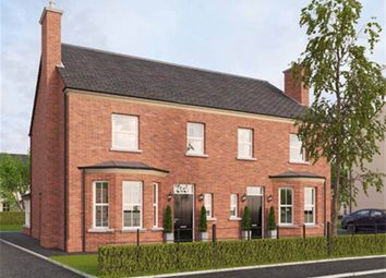 Thumbnail 4 bed semi-detached house for sale in 124, Readers Park, Ballyclare
