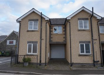 Thumbnail 2 bed semi-detached house for sale in Arenig Street, Bala