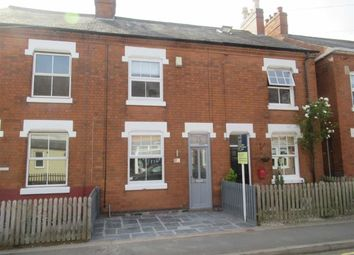 Thumbnail 2 bed terraced house to rent in Jubilee Houses, Ladysmith Road, Kirby Muxloe, Leicester