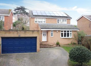 Thumbnail 4 bed detached house for sale in Brackenhayes Close, Ipswich