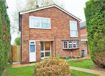Thumbnail 4 bed detached house for sale in Peppard Road, Reading