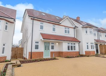 Thumbnail 4 bed detached house for sale in City Way, Rochester