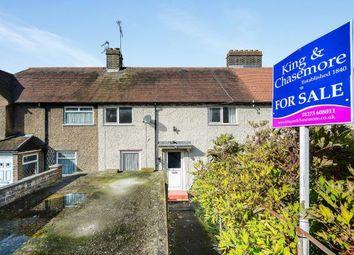 Thumbnail 3 bedroom terraced house for sale in Hillside, Brighton, East Sussex, Uk