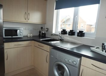Thumbnail 2 bed flat to rent in Lowland Road Brandon, Durham