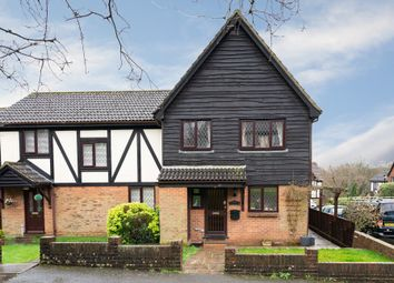 Thumbnail 3 bed semi-detached house for sale in Oak End, Beare Green, Dorking