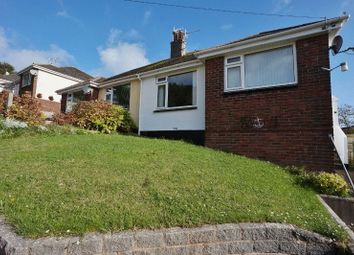 Thumbnail 2 bed bungalow for sale in Rossall Drive, Paignton