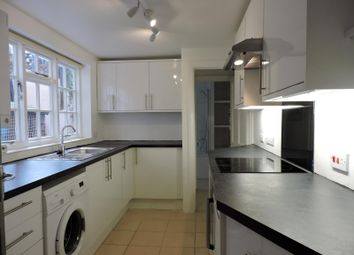 Thumbnail 1 bed flat to rent in St. Aubyns Gardens, Hove