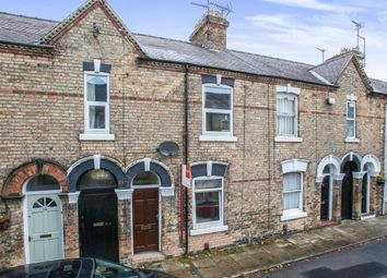 Thumbnail 2 bed terraced house for sale in Abbey Street, York