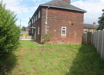 Thumbnail 3 bed end terrace house for sale in Stanley Grove, Gorton, Manchester