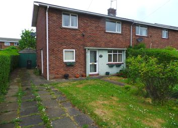 Thumbnail 2 bed end terrace house for sale in Pasture Road, Gainsborough