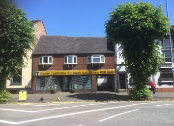 Retail premises for sale in Eastgate Street, Stafford ST16