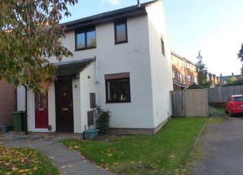 Thumbnail 2 bed end terrace house to rent in Brookvale Close, Basingstoke