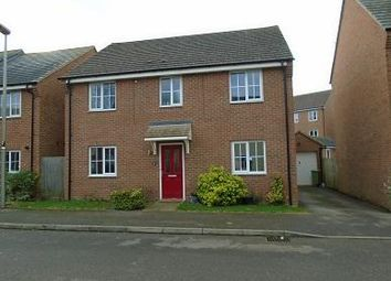Thumbnail 4 bed detached house for sale in Cable Crescent, Woburn Sands, Woburn Sands
