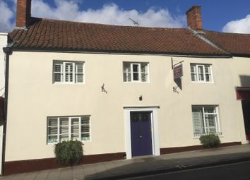 Thumbnail 6 bed town house for sale in High Street, Glastonbury
