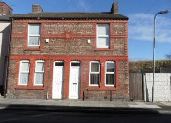 Thumbnail 2 bedroom terraced house for sale in 2 Pope Street, Bootle, Merseyside