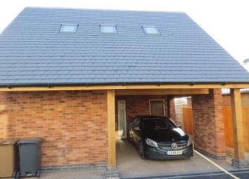 Thumbnail 1 bed detached house to rent in Main Road, Nether Broughton, Melton Mowbray