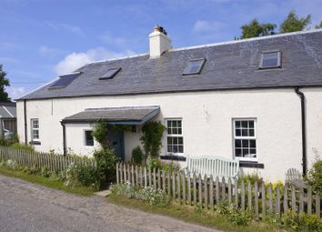 Thumbnail 3 bed cottage for sale in Woodhead Cottage, Ancrum, Jedburgh