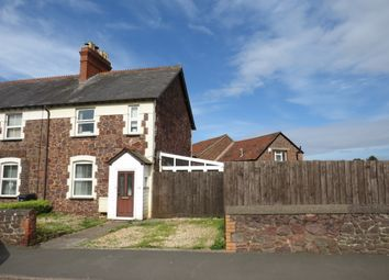 Thumbnail 3 bed end terrace house for sale in Cher, Minehead