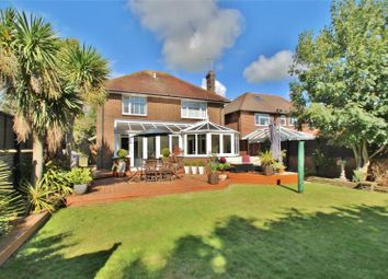 Thumbnail 4 bed detached house for sale in Upper Brighton Road, Broadwater, Worthing