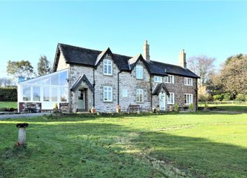 Thumbnail 5 bedroom detached house for sale in Bickleigh, Plymouth