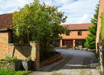 Thumbnail 6 bed barn conversion for sale in Church Lane, Nether Poppleton, York, North Yorkshire