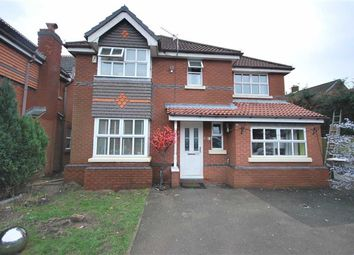 Thumbnail 6 bed detached house for sale in Highcrest Grove, Tyldesley, Manchester