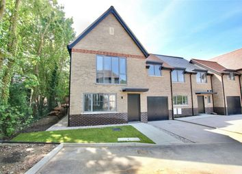 Thumbnail 4 bed end terrace house for sale in Chantry Gardens, Churchgate Street, Old Harlow, Essex