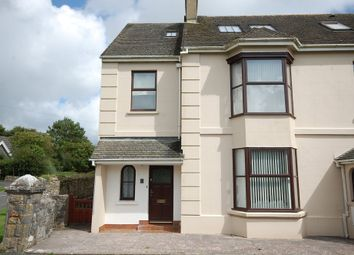 Thumbnail 4 bed end terrace house for sale in The Croft, Manorbier, Pembrokeshire