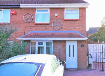 Thumbnail 3 bed semi-detached house for sale in Gordon Crescent, Grangetown, Middlesbrough