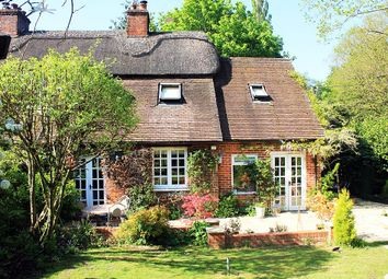Thumbnail 3 bed semi-detached house for sale in Pound Cottages, Lower Green, Inkpen, Berkshire