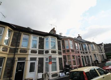 Thumbnail 3 bed terraced house to rent in Chatsworth Road, Arnos Vale, Bristol