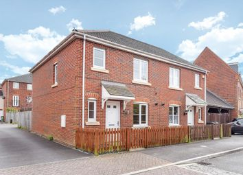 Thumbnail 3 bed semi-detached house for sale in Grenadier Gardens, Thatcham
