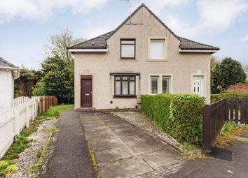 Thumbnail 2 bed semi-detached house for sale in Mavisbank Gardens, Bellshill, North Lanarkshire