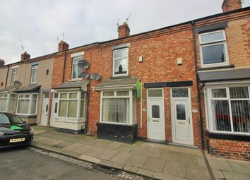 Thumbnail 2 bedroom terraced house to rent in Falmer Road, Darlington
