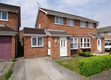 Thumbnail 3 bedroom semi-detached house for sale in Christian Close, Worle, Weston-Super-Mare