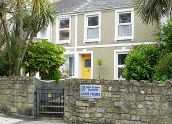 Thumbnail 3 bed terraced house for sale in North Terrace, St. Ives