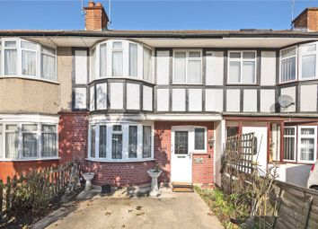 3 bed terraced house for sale in Sandringham Crescent, Harrow, Middlesex HA2