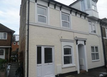 Thumbnail 3 bed terraced house to rent in Alma Road, Margate