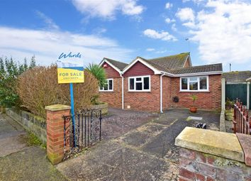 Thumbnail 3 bed detached bungalow for sale in Helmdon Close, Ramsgate, Kent