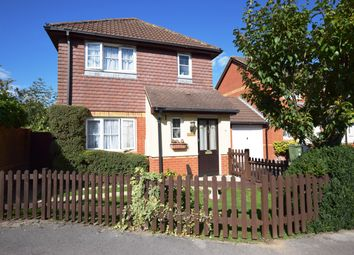 Thumbnail 3 bed detached house for sale in Parish Close, Ash