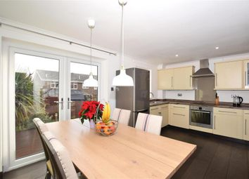 Thumbnail 3 bed terraced house for sale in Apple Close, Snodland, Kent