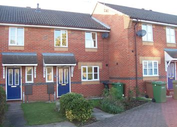 Thumbnail 3 bedroom terraced house to rent in Coltsfoot Drive, Woodston, Peterborough