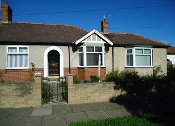 Thumbnail 2 bed semi-detached bungalow to rent in Hunstanworth Road, Darlington